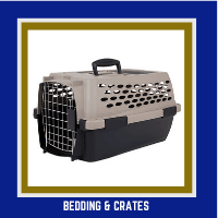 Shihpoo Bedding and Crates